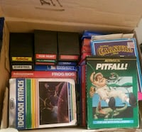 Intellivision W/40 games Fort Saskatchewan, T8L 1L8