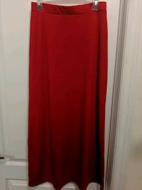 2 Ladies Skirts - Black & Red - Size Medium Brampton, L6P