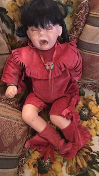 Porcelain doll Albuquerque, 87111