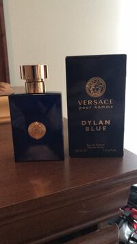 Versace Dylan Blue, Men's Cologne Round Hill, 20141