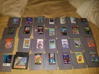 Nintendo nes games Mississauga, L4W 4A1