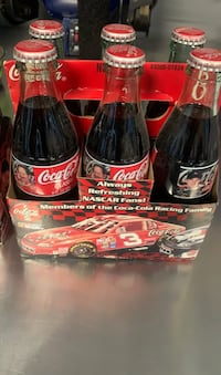 Dale Earnhardt and Dale JR Coca a Cola  Elizabethtown, 42701
