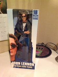 """Collectors Must Have- John Lennon """" The New York Days"""" Henderson"""
