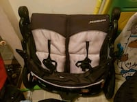 baby's brown and black stroller Edmonton, T6A