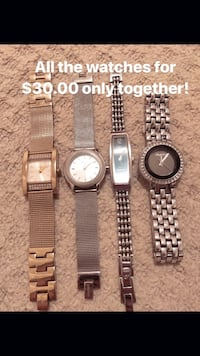 Brand watches for $30.00 only! Richmond Hill, L4C 8Y1