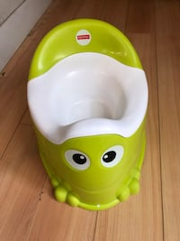Baby bath and potty