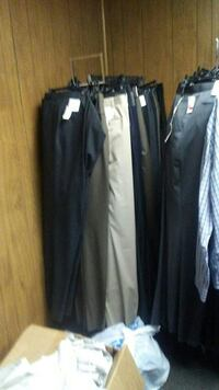 Brand new big and tall suits low prices Pompano Beach, 33069