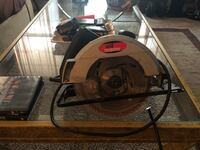 black and gray Ryobi circular saw Clarksville, 37040