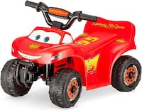 Lightning McQueen power quad Arlington, 22203