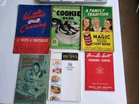 1930s/40s/5os Collection of Antique Recipe Cook Calgary, T2P 4K7
