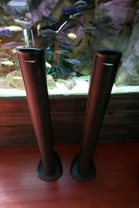 Precision acoustics tower speakers and  Sony amp  Mississauga, L5B 0E8