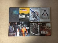 ****Selling off my Steelbook Case collections! RARE**** Winnipeg, R3T 3H2