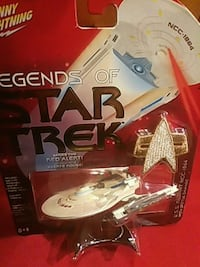 Legends of Star Trek Collectors model. Washington