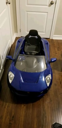 Ride-on 12V Jaguar car