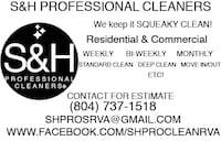 House cleaning Sandston