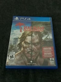 Dead Island: Definitive Edition PS4 Toronto, M9W 5Z3