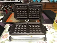 Waffle Maker/Griller Spruce Grove, T7X