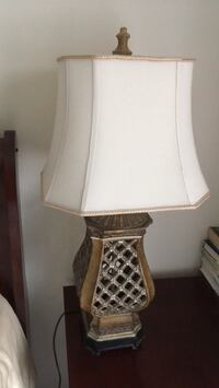 brown and white table lamp Toronto, M4A