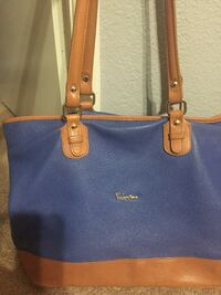 Authentic Valentina Leather Bag 2369 mi