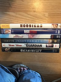 assorted DVD movie case lot Jacksonville, 32223