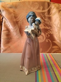 """Lladro Figurine- Black Legacy Collection-""""Baby Doll"""" #5608 Chevy Chase, 20815"""