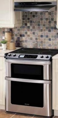Black and gray gas range oven Dix Hills, 11746