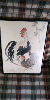Old Rooster n Hen Picture Placentia, 92870