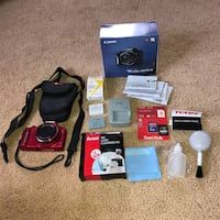 Canon Camera Kit Powershot SX170 Melbourne, 32934