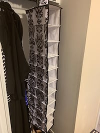 Closet organizers $20 for the set Barrie, L4N 9E2