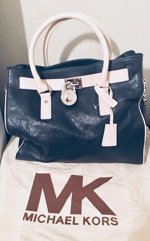 056ad8e06098 Used Authentic Brand NEW Michael Kors Satchel for sale in Dallas - letgo