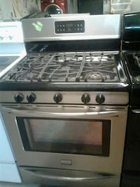 Frigidaire stainless stove free local delivery