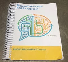 Microsoft Office 2016: A Skill Approach