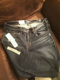 black and white denim shorts Grande Prairie, T8V 7W4