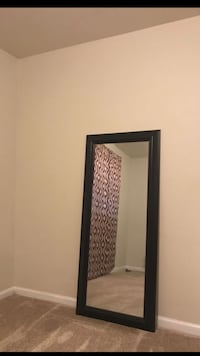 Dark wooden framed wall mirror Alexandria, 22310