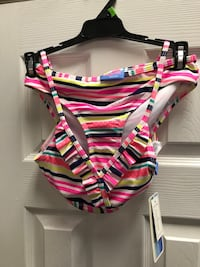 Candy girl swim set new with tags