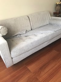Very good and clean sofa with Cover