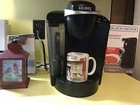 black Keurig coffee maker Lexington, 27292