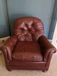 Reclining Sofa Chair w/ Ottoman Concord, 28027