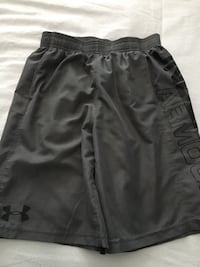 Black and white nike shorts Vaughan, L4H 2K1