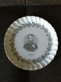 Antique wall plates