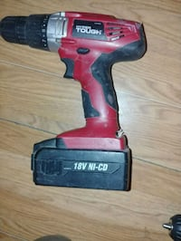 red and black Black & Decker cordless hand drill Chattanooga, 37407