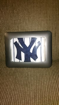 NY Yankees man cave sign Freehold, 07728