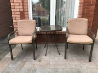Comfortable Patio Set Mississauga