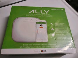 Ally smart wifi router