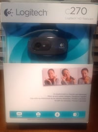 Logitech C270 HD Webcam, 720p Widescreen Video Cal Bolton, L7E 1X7