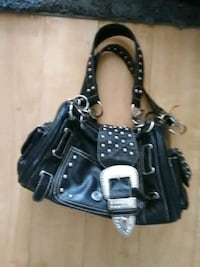 Many high end purses