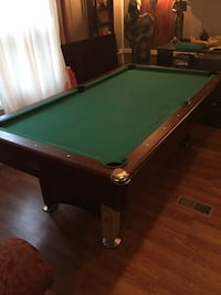 Pool Table with ping pong table Winfield, 63389