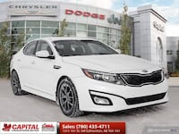 2015 Kia Optima EX | Heated Leather Seats |
