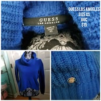 Guess sweater size XS St. Thomas, N5R 2K9