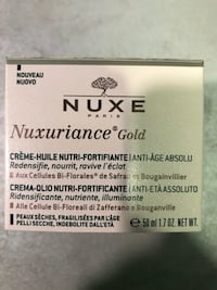 NUXE GOLD CREMA MADRID